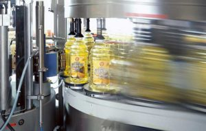 Wicked Orange used in bottling industry for glue and adhesive remover.